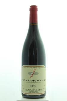 Jean Grivot Vosne-Romanée 2005