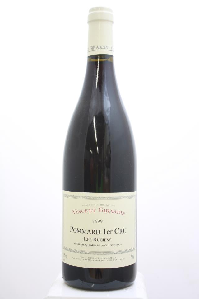 Vincent Girardin Pommard Les Rugiens 1999