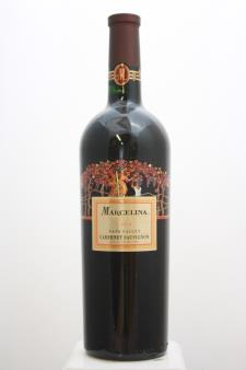 Marcelina Vineyards Cabernet Sauvignon Napa Valley 1998