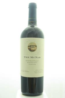 Bonterra Proprietary Red McNab Ranch Vineyard The McNab 2014