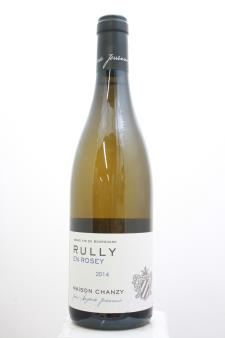 Maison Chanzy Rully En Rosey 2014