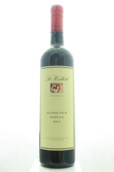 St. Hallett Shiraz Old Block 2013