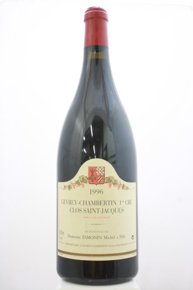 Domaine Esmonin Michell & Fille Gevrey-Chambertin Clos Saint-Jacques 1996