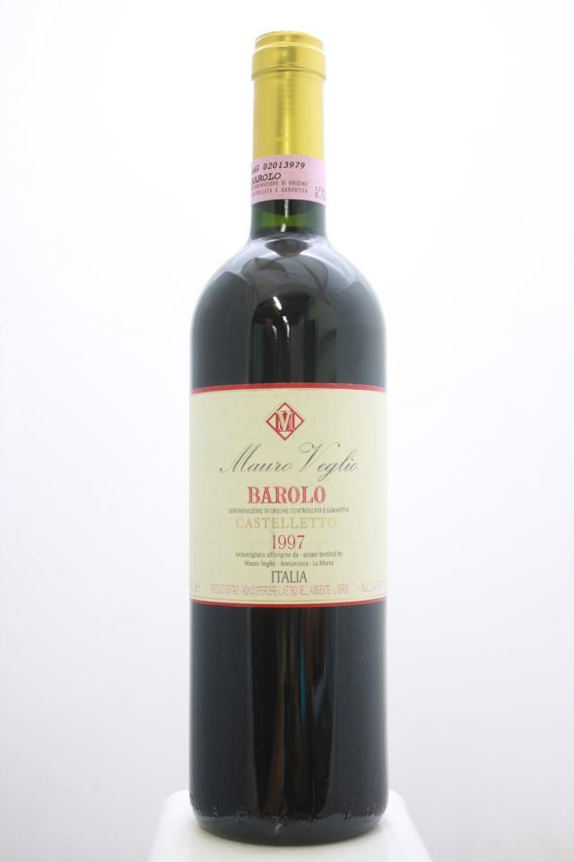 Mauro Veglio Barolo Castilletto 1997