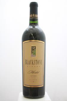 Blackstone Winery Merlot Napa Valley 1997