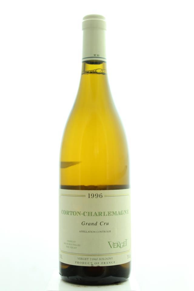 Verget Corton-Charlemagne 1996