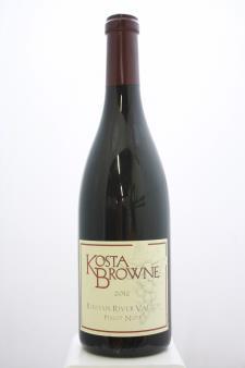 Kosta Browne Pinot Noir Russian River Valley 2012
