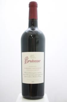 Brutocao Cabernet Sauvignon Contento Vineyard 2009