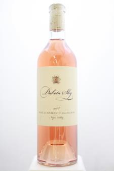 Dakota Shy Cabernet Sauvignon Rosé 2018