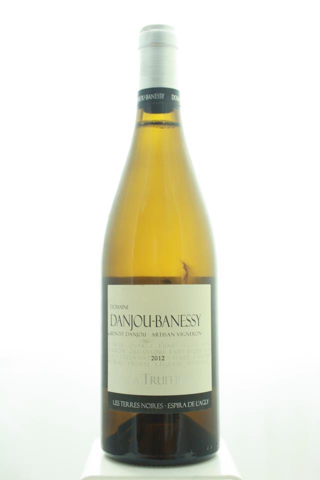 Domaine Danjou-Banessy Côtes Catalanes La Truffière Blanc 2012