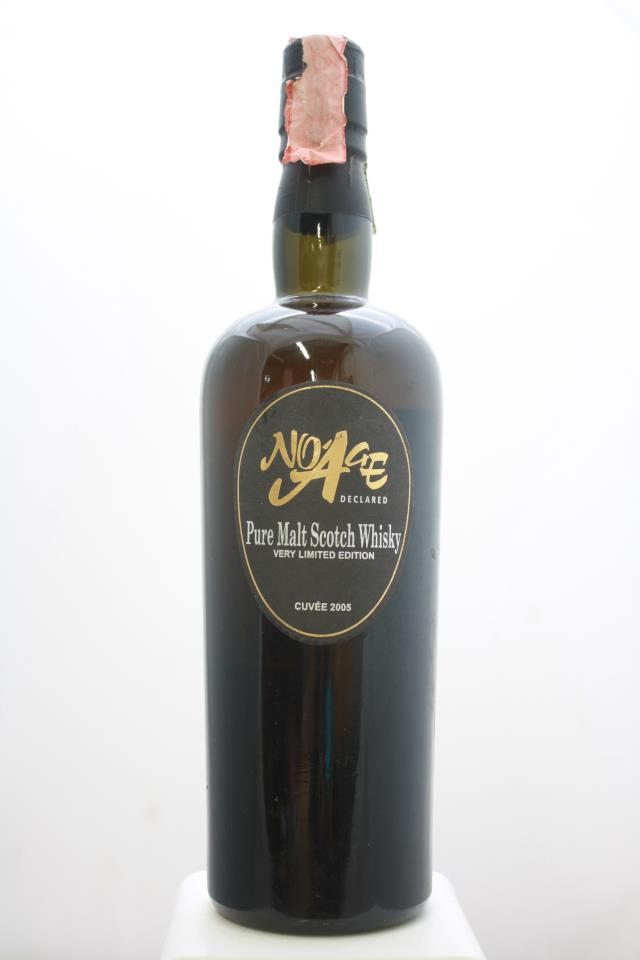 Samaroli Pure Malt Scotch Whisky No Age Declared Very Limited Edition Cuvée 2005 Collection Moon Selection