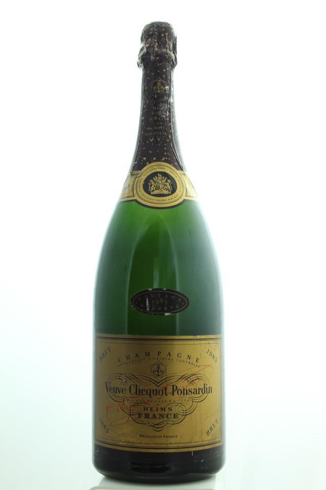 Veuve Clicquot Vintage Reserve Brut 1985