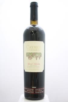Caymus Cabernet Sauvignon Special Selection 1994