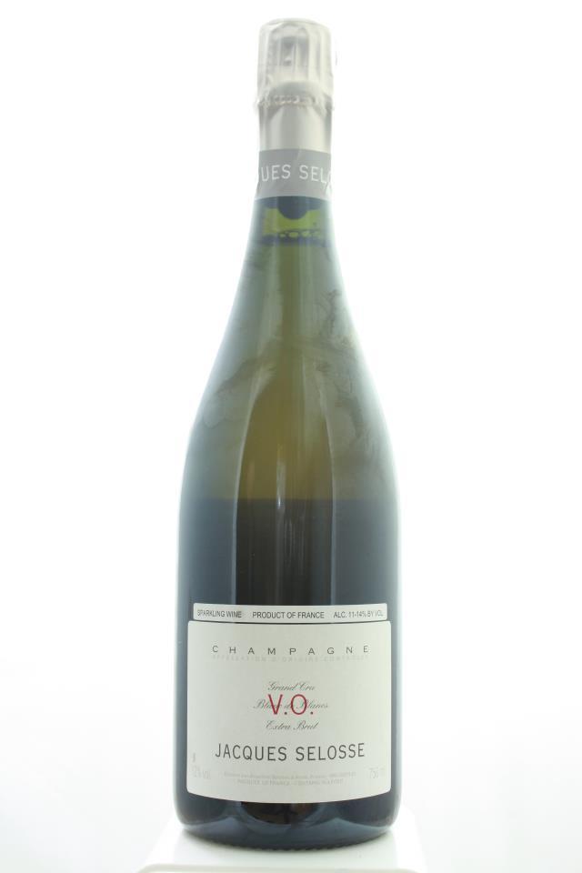 Jacques Selosse Blanc de Blancs V.O. Version Originale Grand Cru Extra Brut NV