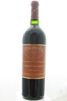 Clos du Val Cabernet Sauvignon 1997