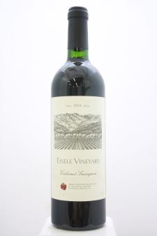Eisele Vineyard Cabernet Sauvignon Estate 2014