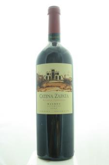 Catena Zapata Malbec Nicasia Vineyard 2006