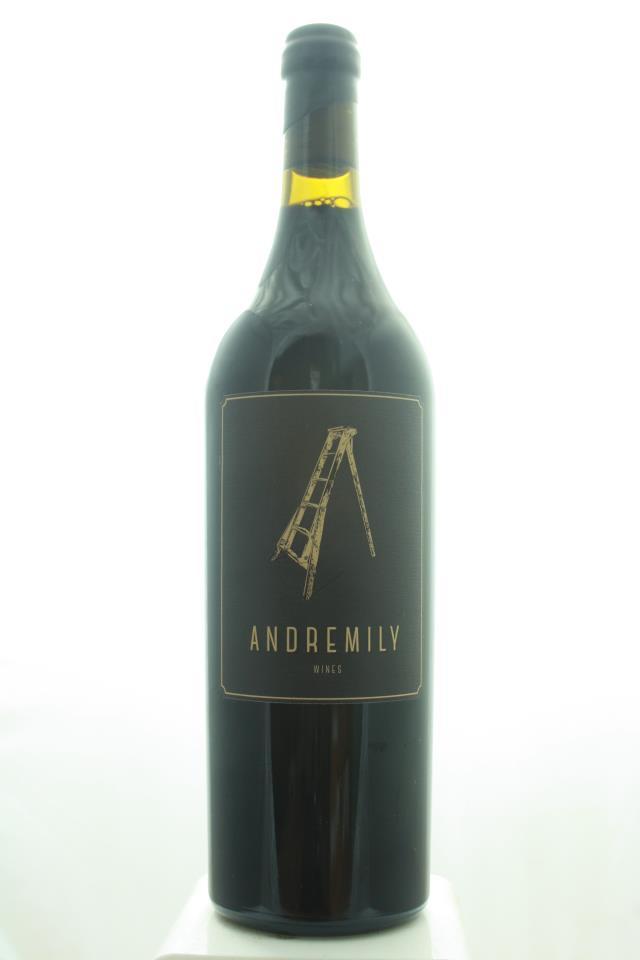 Andremily Syrah No.1 2012