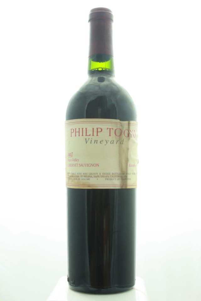 Philip Togni Vineyard Cabernet Sauvignon Estate 1997