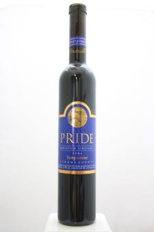 Pride Mountain Vineyards Sangiovese 2004