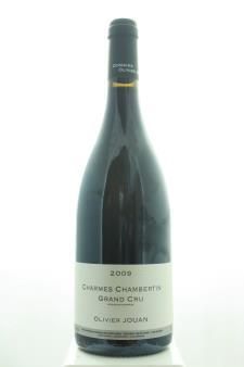 Olivier Jouan Charmes-Chambertin 2009