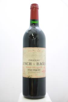 Lynch-Bages 1995