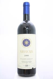 Tenuta San Guido Sassicaia 1999