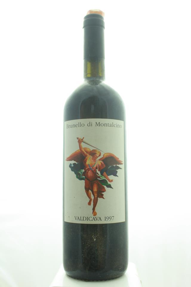 Valdicava Brunello di Montalcino 1997