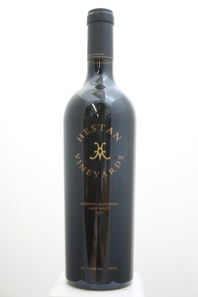 Hestan Vineyards Cabernet Sauvignon 2012