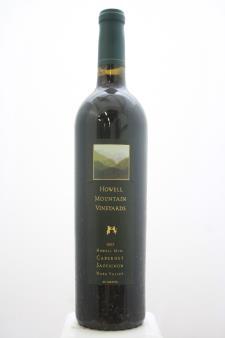 Howell Mountain Vineyards Cabernet Sauvignon 1997