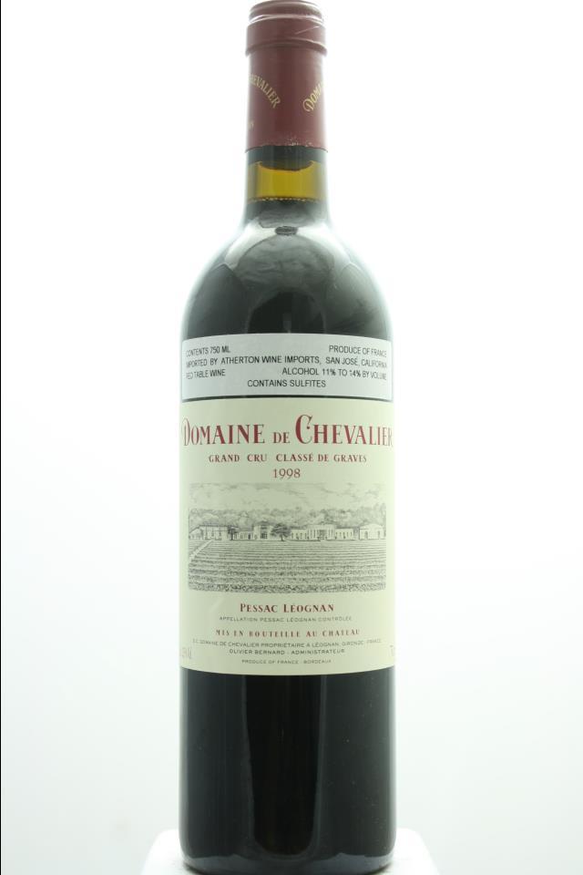 Domaine de Chevalier 1998