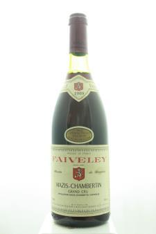 Faiveley (Domaine) Mazis-Chambertin 1989