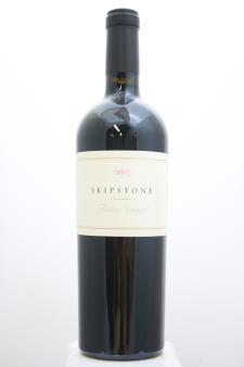 Skipstone Proprietary Red Faultline Vineyard 2013