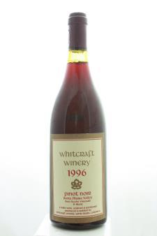 Whitcraft Pinot Noir N Block Bien Nacido Vineyard 1996
