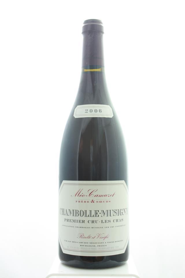 Méo-Camuzet Frère & Sœurs Chambolle-Musigny Les Cras 2006