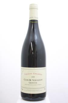 Vincent Girardin Clos de Vougeot Vieilles Vignes 1999