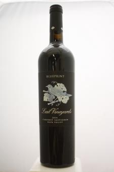 Lail Vineyards Cabernet Sauvignon Blueprint 2014