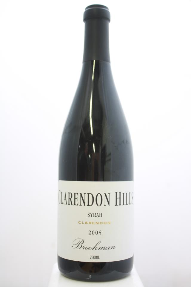 Clarendon Hills Syrah Brookman Vineyard 2005