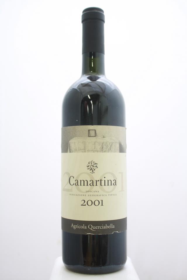 Querciabella Camartina 2001