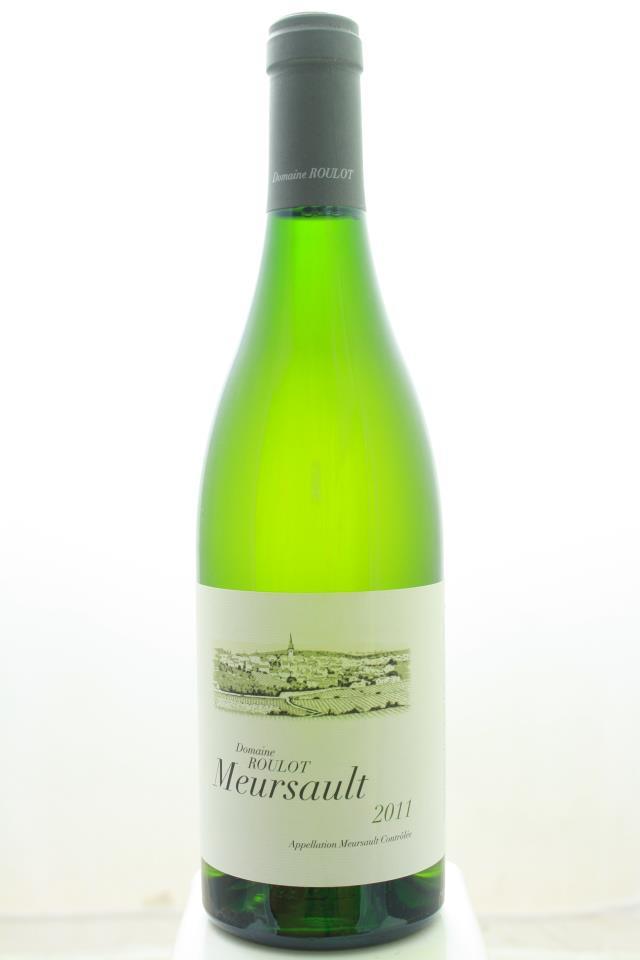 Domaine Roulot Meursault 2011