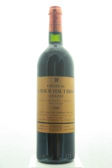 La Tour Haut-Brion 1981