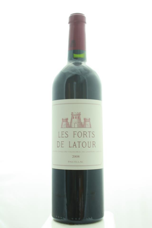 Les Forts de Latour 2008