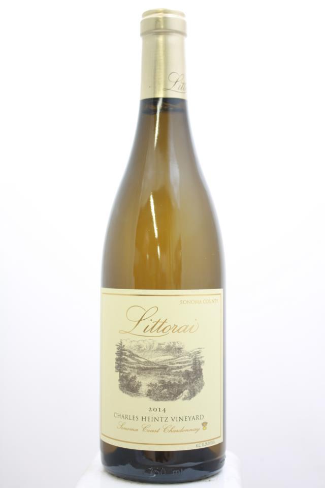 Littorai Chardonnay Charles Heintz Vineyard 2014