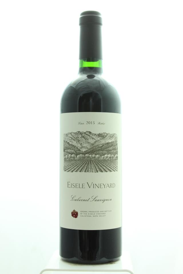 Eisele Vineyard Cabernet Sauvignon Estate 2015