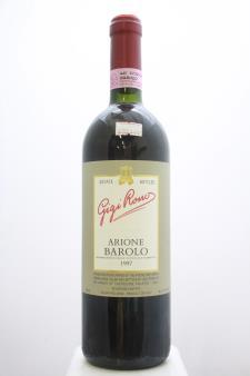 Gigi Rosso Barolo Arione 1997