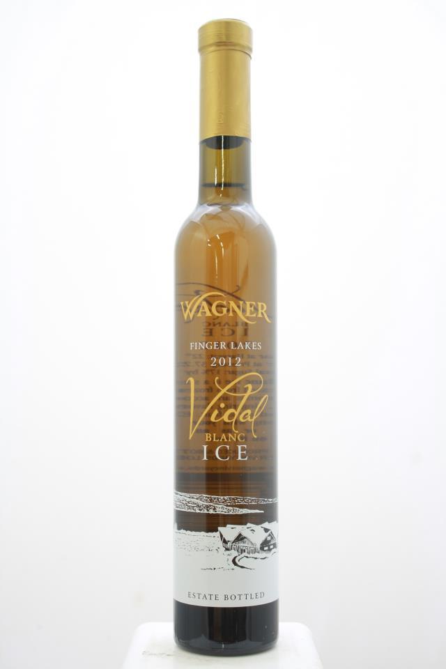 Wagner Vineyards Vidal Blanc Ice 2012