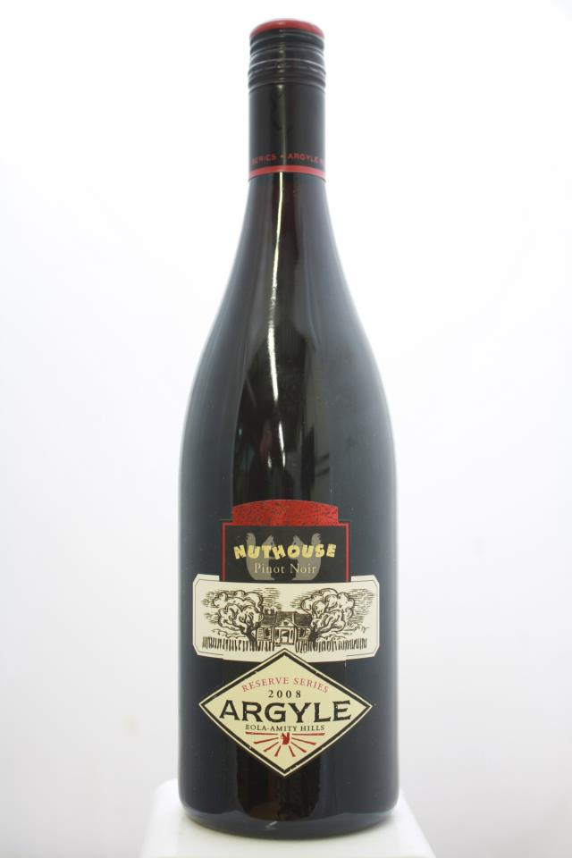 Argyle Pinot Noir Nuthouse Reserve Series 2008