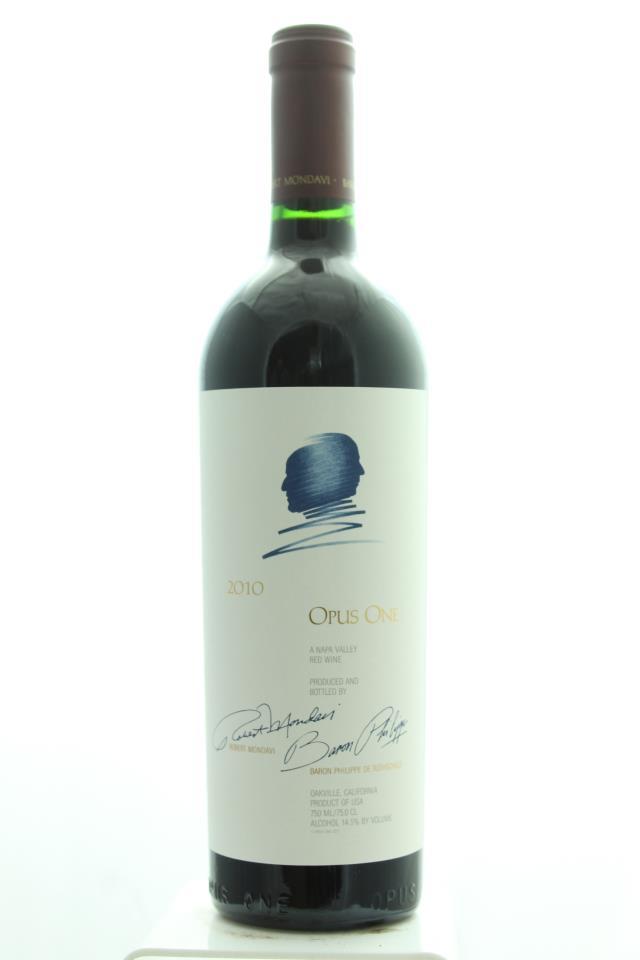 Opus One 2010