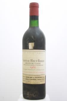 Haut Bailly 1966