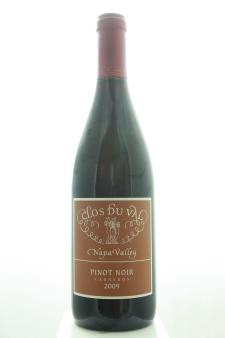 Clos du Val Pinot Noir Carneros 2009